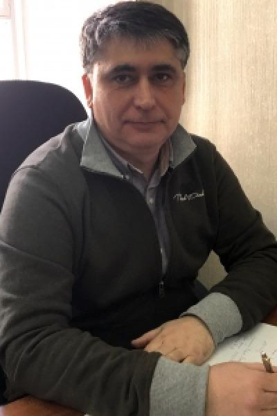 Экба Аслан Январбиевич
