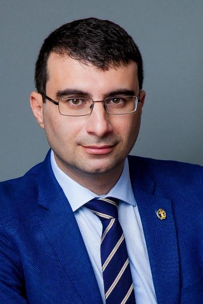 Егиазарян Арсен Николаевич