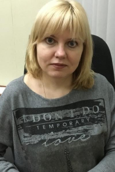 Герасимова Светлана Владимировна