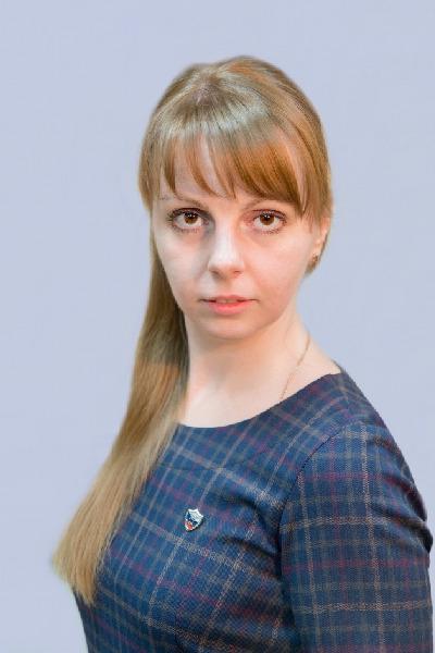 Кривошеева Ирина Сергеевна